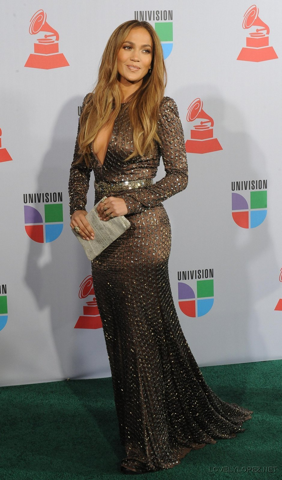 Фото Дженифер Лопес на Latin Grammy Awards в Лас-Вегасе